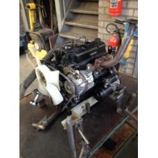 Mitsubishi L3A diesel motor.