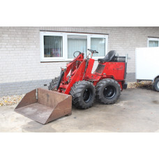 weidemann diesel minishovel